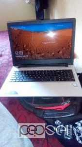 Lenovo laptop for sale 1 month old, fantastic well equipped