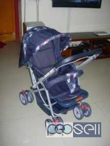 Baby Pram used for few month for immediate sale