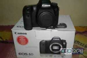Canon 6d body for sale at Kochi