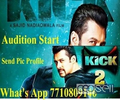 Audition in Hindi Film kick 2 0
