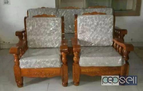 Trendiest Mysore Teakwood Sofa Set For Sale At Lingarajapura 8230 Bengaluru Free Classifieds