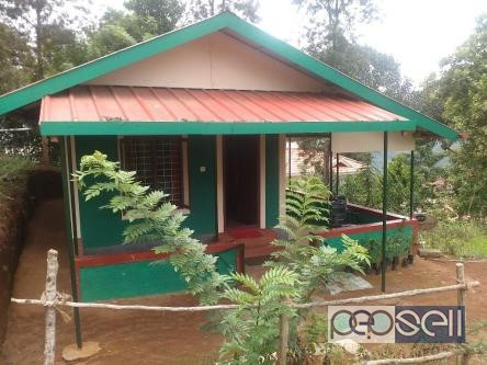 Cottage for rent near Munnar 1