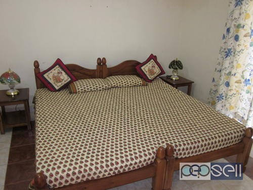 Apartment for monthly rent at low price in goa 0