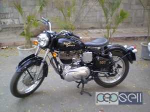 Royal Enfield Bullets for rent
