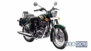 Royal Enfield standard 500 for rent in chennai