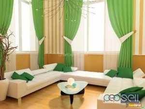 Decor curtains shop all over Kerala Cochin