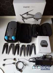 DJI Mavic Pro Quadcopter Drone w/ Camera & Wi-Fi + Virtual Reality Experience Bundle
