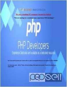 ! Urgent opening for PHP developer !