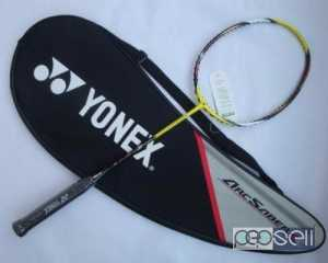 Buy Yonex Badminton Rackets upto 40% off at sportyhabits com