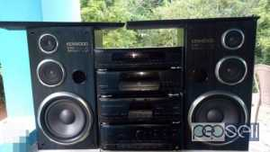 Kenwood Rack System for sale at Chalakudy