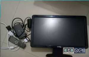 Dell 19 Inch Lxd Moniter With Tv Tuner Box
