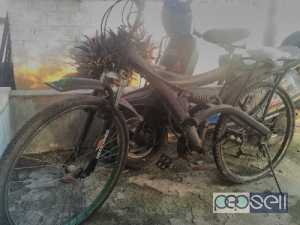 Good condition cycle for sale,kerala,pudukkad