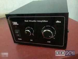 Heavy Sub Woofer Amplifier