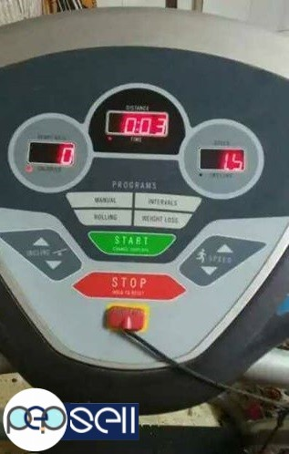 Automatic Treadmill for sale 1