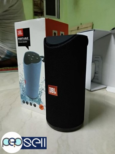 JBL wireless Bluetooth speaker 1
