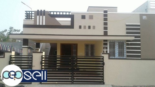 Individual house for sale 33lak Madukkarai Coimbatore 0