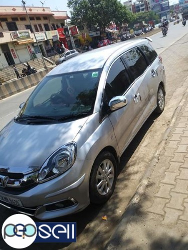 Honda Mobilio Car 2016 Model Pune Free Classifieds