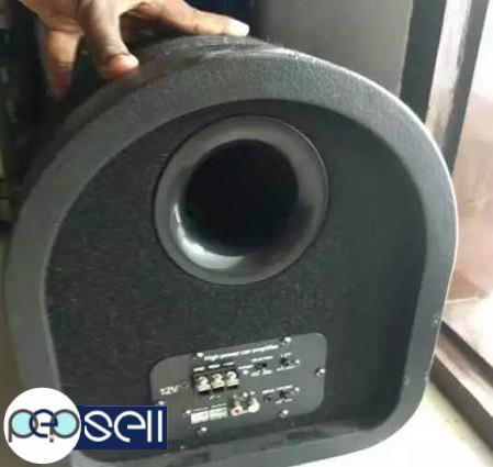 Hamaan subWoofer one month used 2
