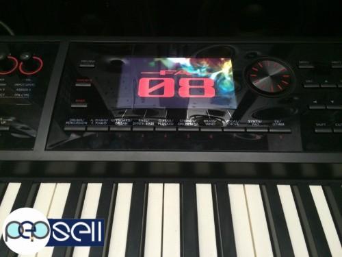 Roland FA08 88key Keyboard Workstation 1