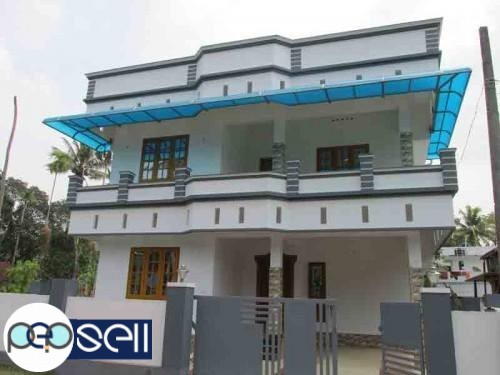 Independent house with semi furnished at Channasandra 0