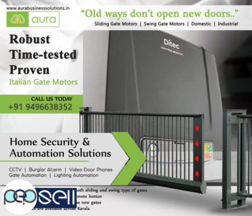 Aura - CCTV Installation & Care across Kerala - Alappuzha-Kottayam-Kollam-Pathanamthitta 3