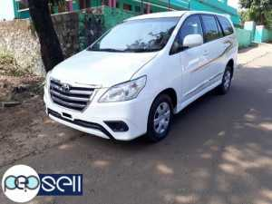 2006 innova g4 188000 km diesel car for sale