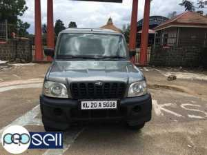 Mahindra SCORPIO 2008 model new insurance for sale