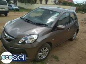 Honda Brio 2012 model car for sale
