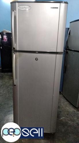 Samsung 280 ltr double door frost free refrigerator 0