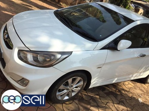 Hyundai verna crdi sx 1.6 for sale 1