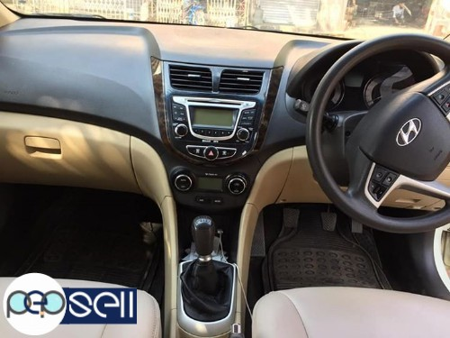 Hyundai verna crdi sx 1.6 for sale 3