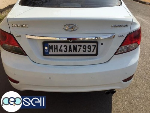 Hyundai verna crdi sx 1.6 for sale 5