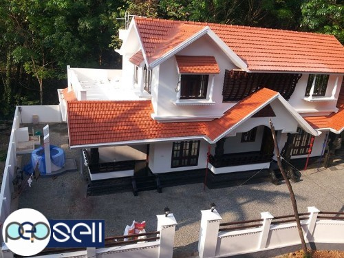 2350 sqft House for sale at Chengannur 0