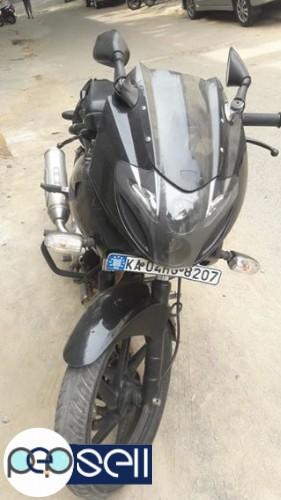 Bajaj Pulsar 220 2011 model single owner 3