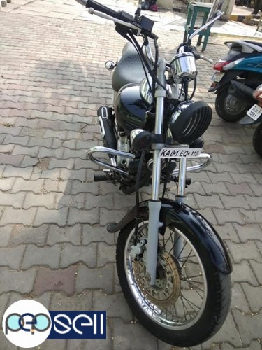 Bajaj Avenger 200cc 2010 model for sale 4