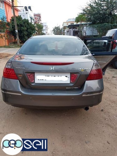 Honda Accord 2.4 ivtec for sale 5