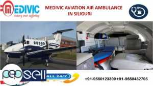 Get Certified Medical Service by Medivic Air Ambulance in Siliguri