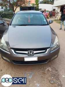 Honda Accord 2.4 ivtec for sale