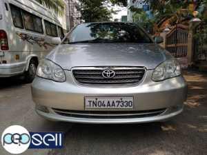 Toyota Corolla 1.8E 2007 PETROL TOPEND MODEL