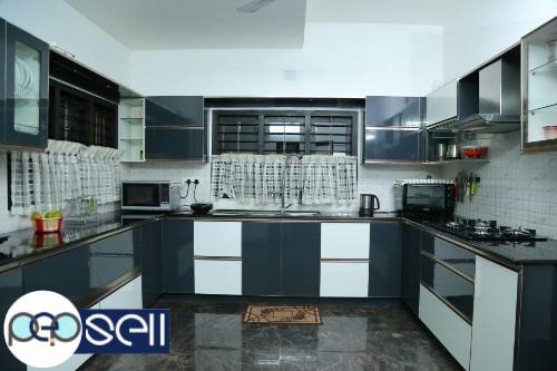 dreams kitchen interiors wooden modular kitchen designers