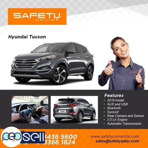 RENTAL RATES HAVE GOT EVEN CHEAPER AT SAFETY RENT A CAR! Safety Rent A Car 0
