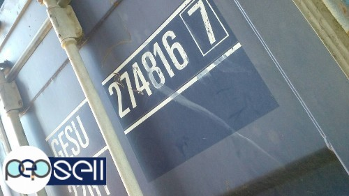 TJ Trading Agencies Used Shipping Dry Storage Sale
