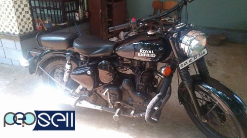 1991 old model bullet modified to classic