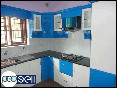 Kitchen Galaxy Modular Kitchen Designers In Kollam Karunagappally