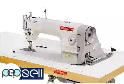 USHA sewing machine for sale model no. 8500 1