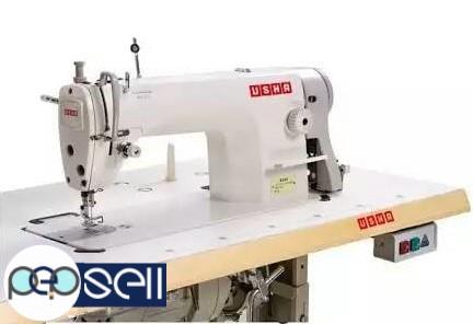 USHA Sewing Machine For Sale Model No 40 Chelakkara Free Classy Sewing Machine For Sale