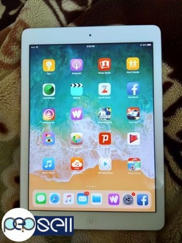 iPad Air 64Gb only WiFi, still new. 0