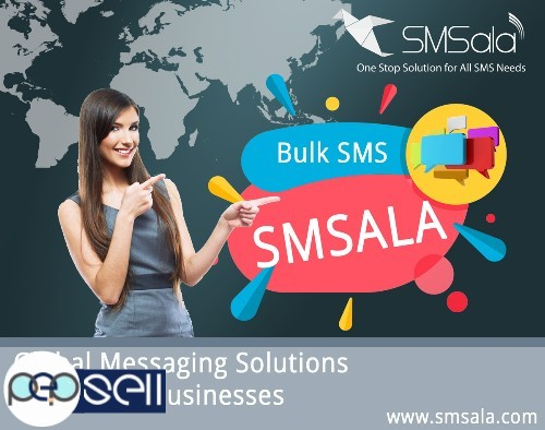 Why is the bulk SMS service booming so fast?   Dubai free