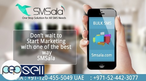 Why is the bulk SMS service booming so fast? | Dubai free