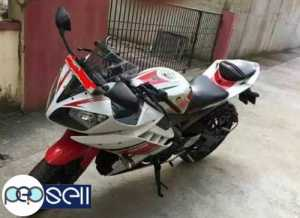 Yamaha R15 v2 for sale in excellent condition